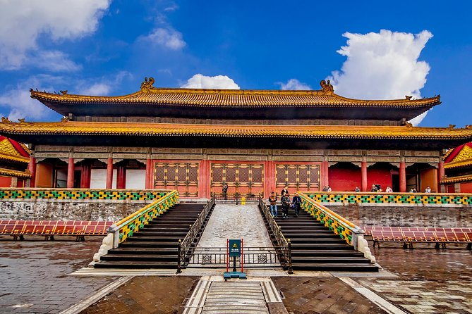 Beijing Private Day Tour: Forbidden City, Tiananmen Square, Mutianyu Great Wall