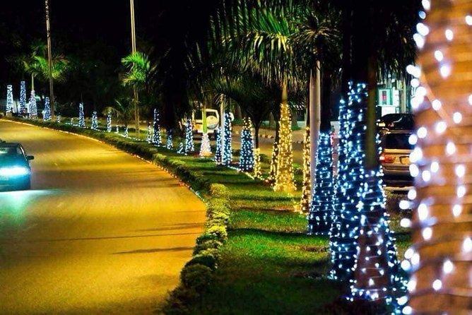 Magic Christmas Tour of Kigali City