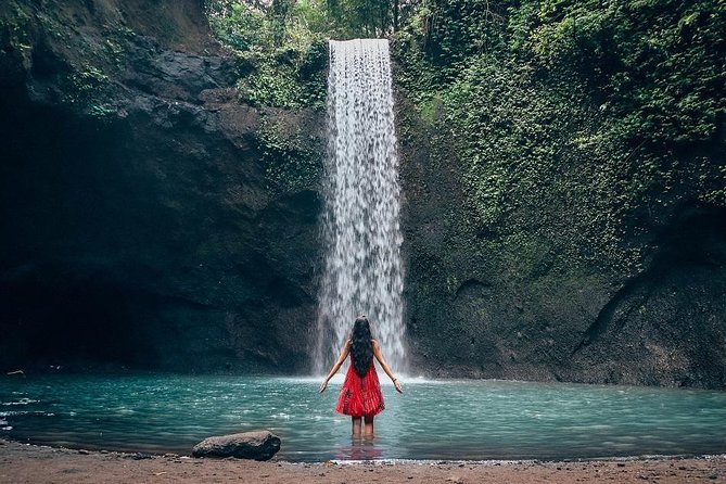 Best of Bali Waterfalls: Tibumana, Tukad Cepung and Tegenungan
