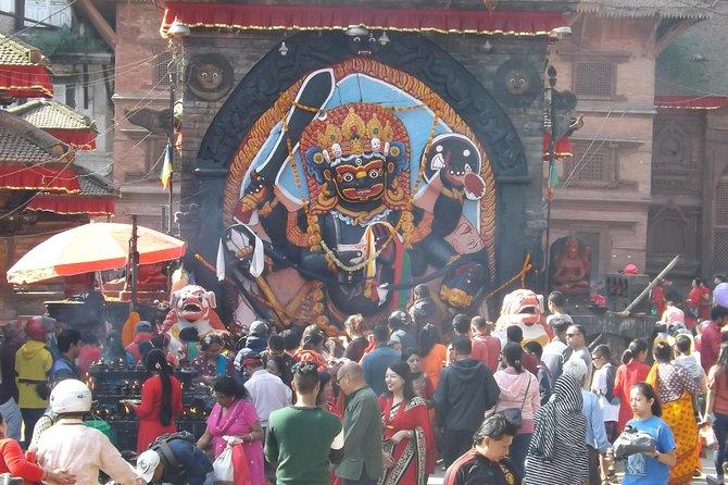 Life and spirituality tour of Kathmandu