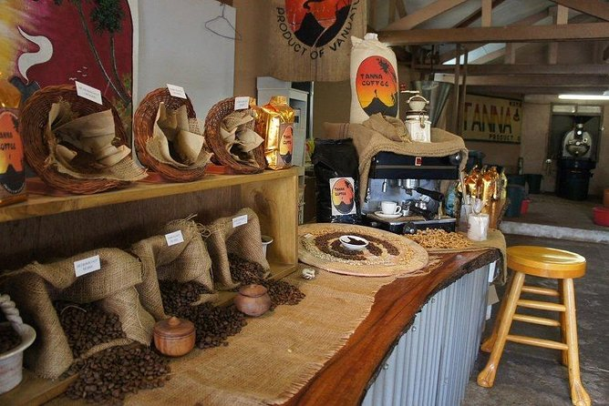 Full Day Tour: Taste of Vanuatu Including Lunch