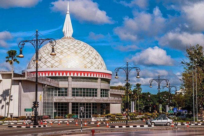 Private Brunei Half-day City Highlight Tour Without Meal