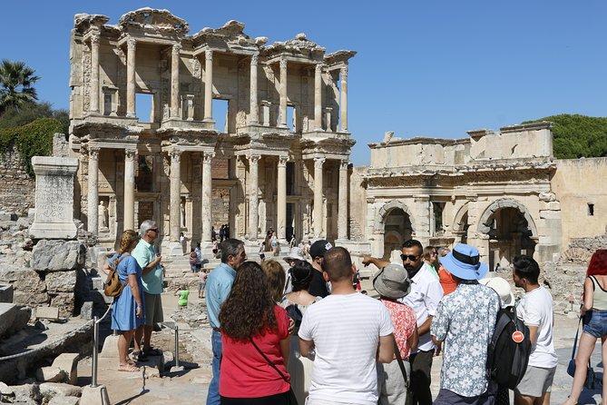Small Group Ephesus Tour from Izmir