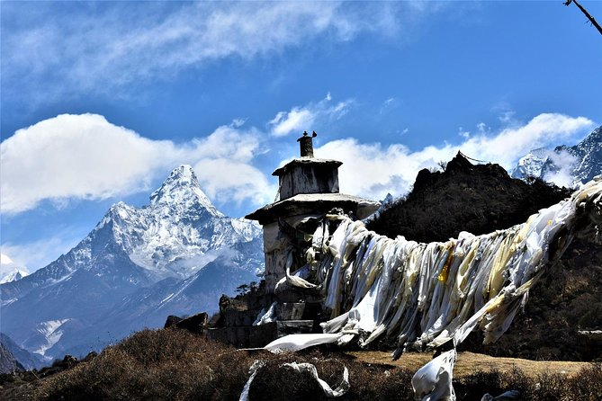 Amadablam Base Camp-Charismatic slice of Everest region