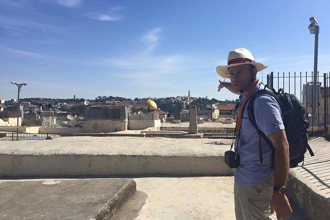 Jerusalem City of Myth