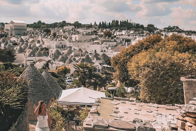2 days mini tour from Alberobello visiting Ostuni, Martina Franca & Locorotondo