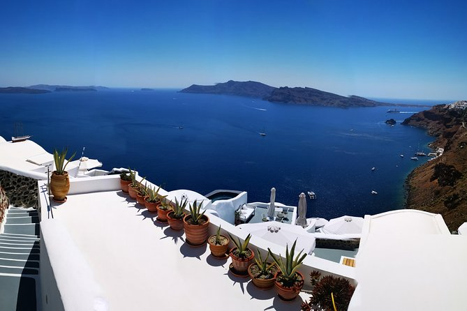 Santorini Private Day Tour
