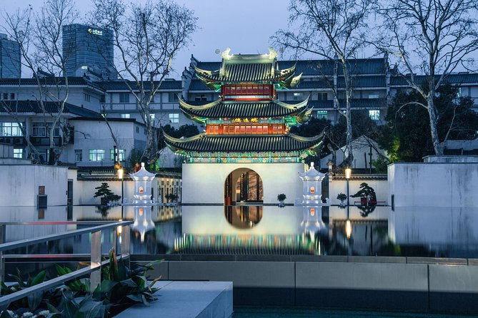 One Whole Day Private Customized Nanjing City Tour