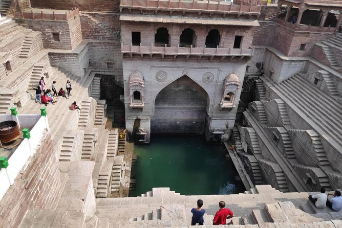 Jodhpur Mehrangarh Fort and Blue City Guided Tour