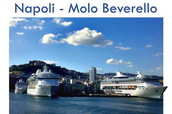 Transfer from Fiumicino airport to the Beverello pier (Naples)