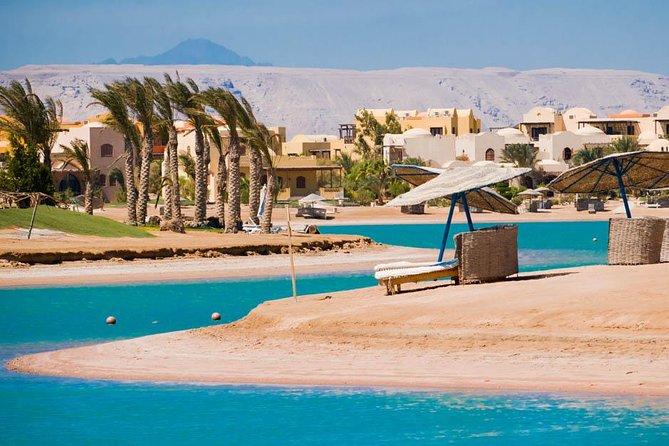 Hurghada & Nile Cruise by road 8 Days 7 Nights