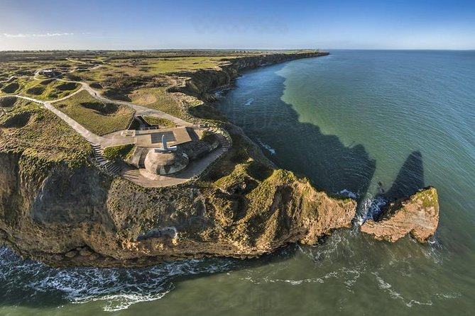 D-Day Landing Beaches, Mont St. Michel & St. Malo, 2-Day Private Tour from Paris