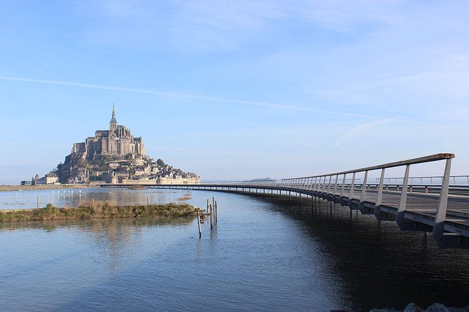 Lisieux, D-Day Beaches, Mt. St. Michel & St.Malo, 3-Day Private Tour from Paris