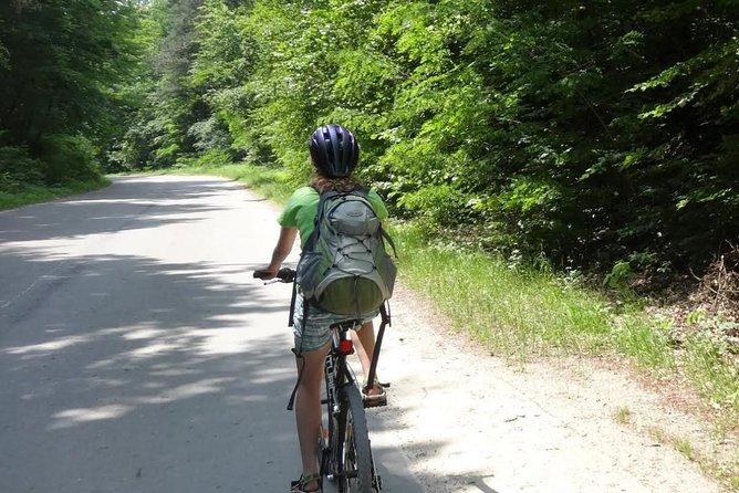 Lviv Parks Cycling Tour