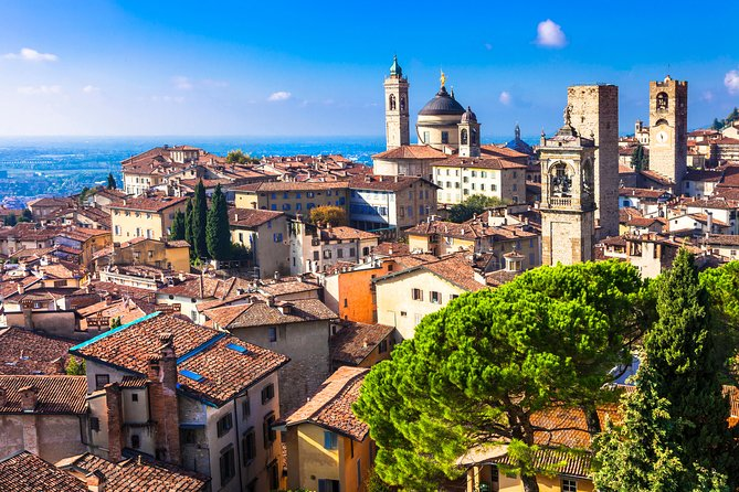 Day Trip from Verona to Bergamo with stopover at Brescia