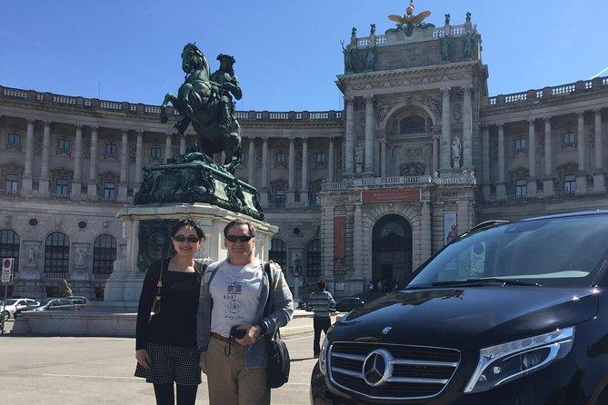 Classic Vienna city tour & Esterhazy palace including vine tasting