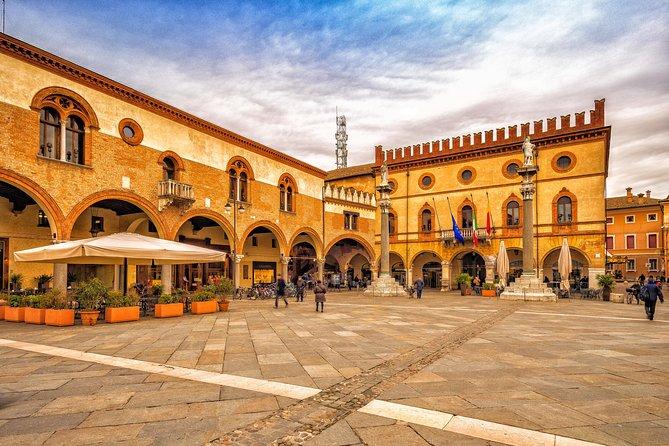 Day Trip from Verona to Ravenna