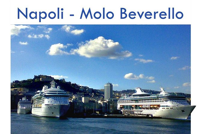 Transfer from Rome to the Beverello pier (Naples)
