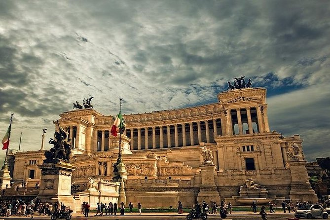 Transfers from Beverello (Naples) to Rome