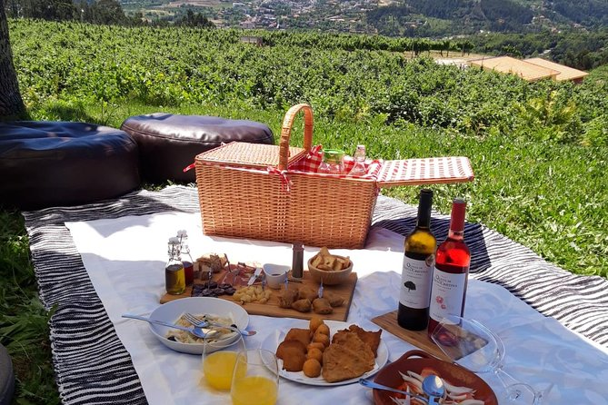 4x4 Wine Tour in the Portuguese Vinho Verde Region including Regional Picnic photo 3