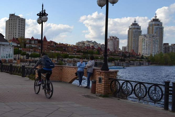 Kyiv Downtown Cycling Tour