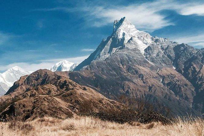 Mardi Himal Trek - 14 Days