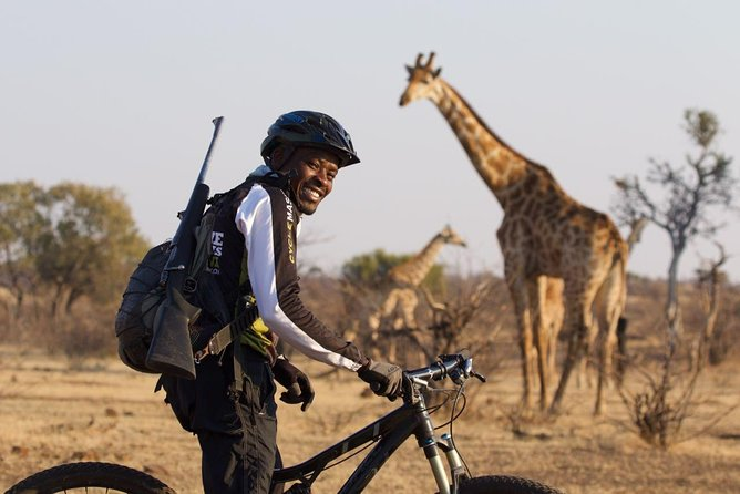 Big Game Cycle Safari MTB (mountain bike) Botswana and South Africa photo 5