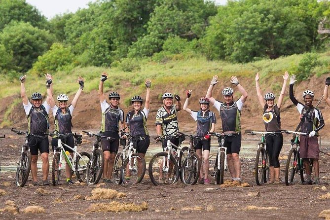 Big Game Cycle Safari MTB (mountain bike) Botswana and South Africa photo 9