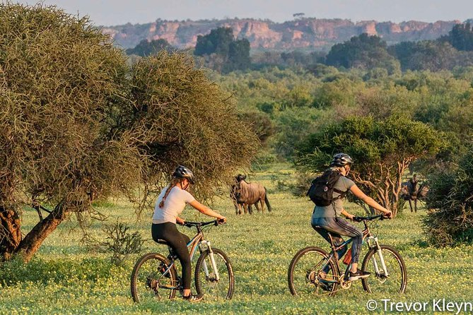 Big Game Cycle Safari MTB (mountain bike) Botswana and South Africa photo 6