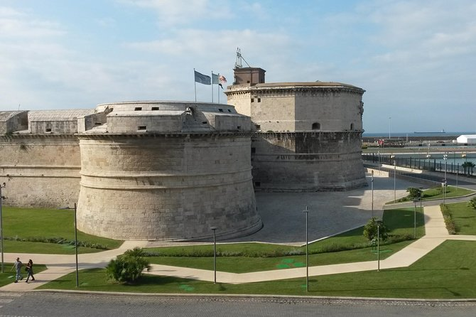 Stories and Secrets: Discover Civitavecchia's hidden corners on an audio walk