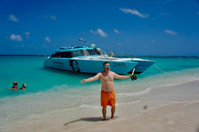 Private Charter - St. Maarten/St. Martin, Anguilla & Prickly Pear, and St. Barth
