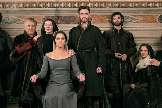 The Medicis: The Movie, The Family, The Palace!