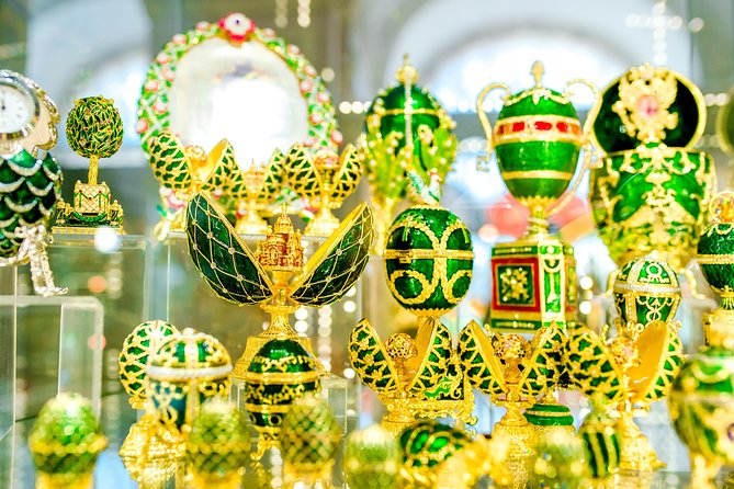 2-Day Treasures Tour of St. Petersburg with Fabergé Museum
