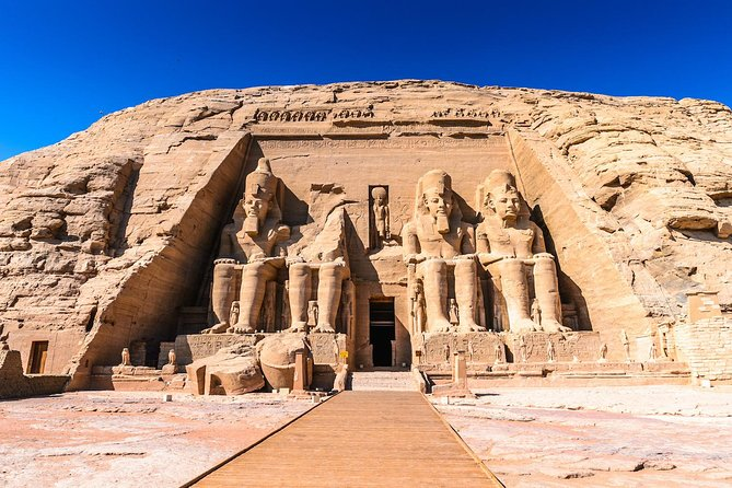 Excursion to the Abu Simbel Temple