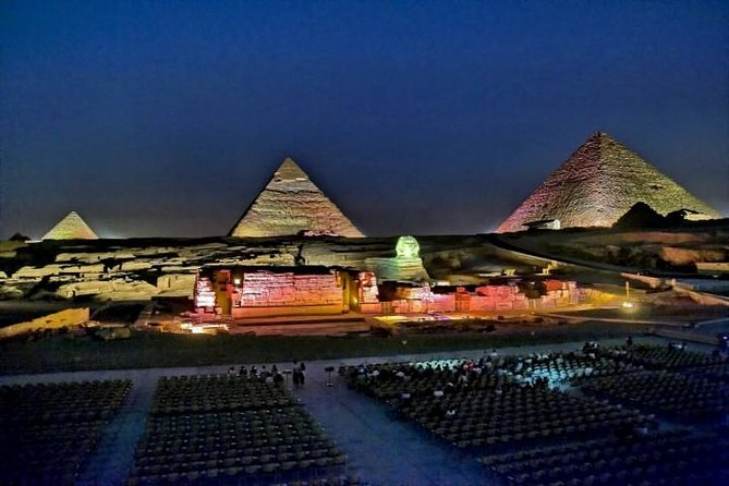 Sound & Light Show At The Pyramids Of Giza photo 4