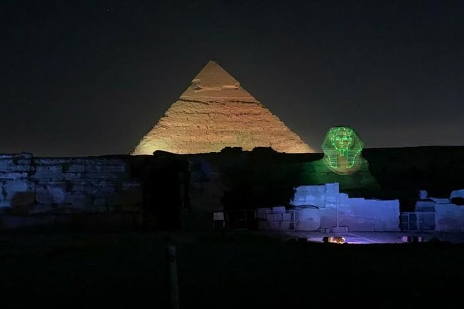 Sound & Light Show At The Pyramids Of Giza photo 6