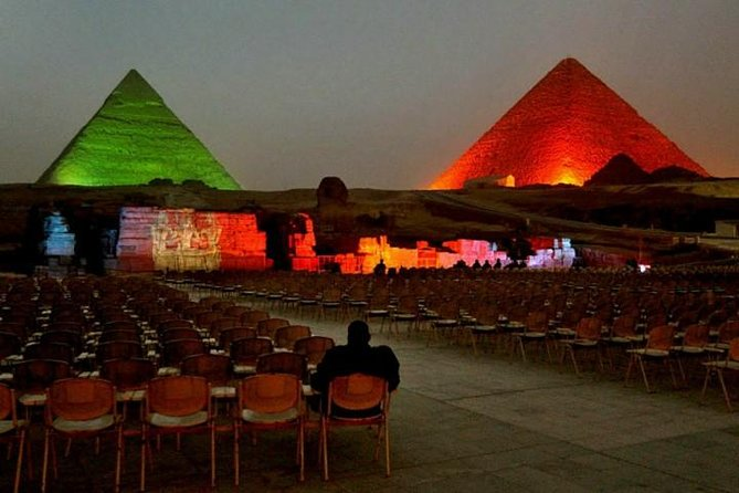 Sound & Light Show At The Pyramids Of Giza photo 2