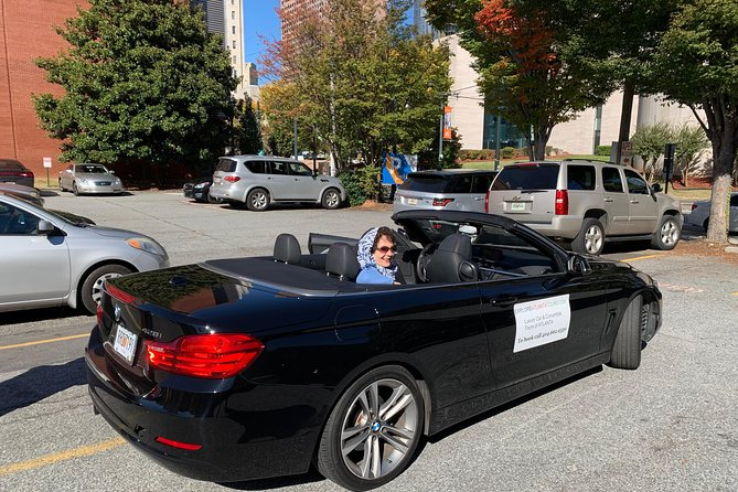 Convertible Car Tour of Atlanta
