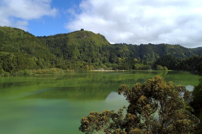 PRIVATE Hybrid 4X4 Tour - Full Day Furnas (Inc Hot Springs and 3 Course Lunch)