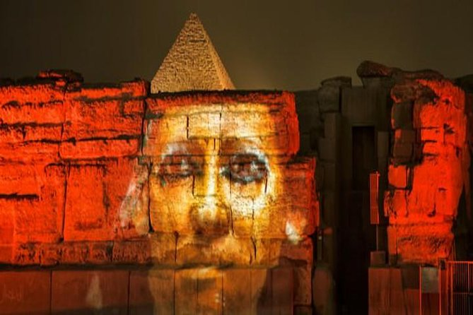 Sound & Light Show At The Pyramids Of Giza photo 7