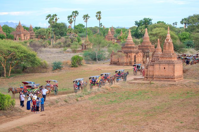 AMT - 001 ( Bagan Fully Day Tour ) photo 2