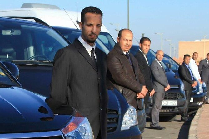 Rabat Hotels to Casablanca Airport : Private Transfer