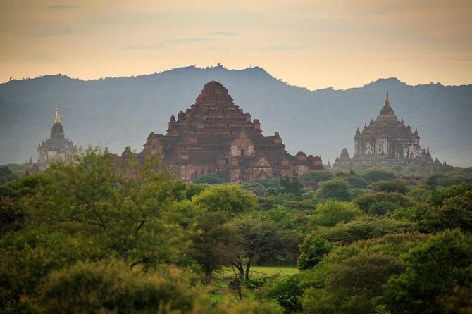 AMT - 001 ( Bagan Fully Day Tour ) photo 3