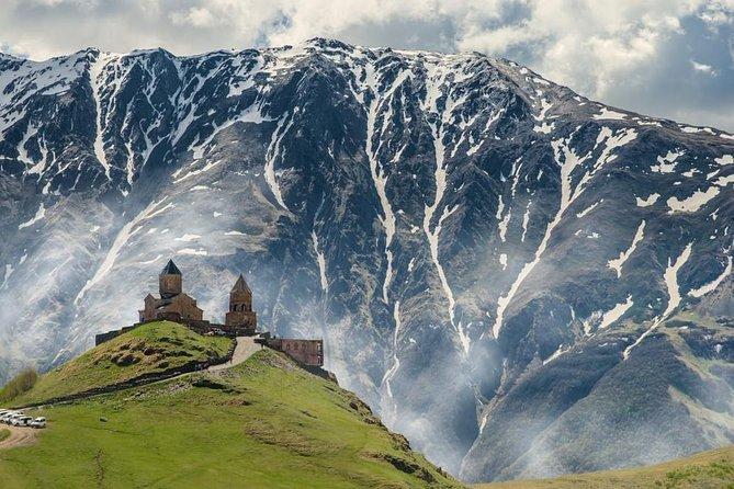 Mountain tour - Kazbegi