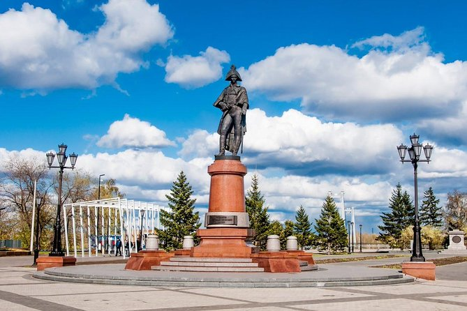Round-up Private City Tour of Krasnoyarsk