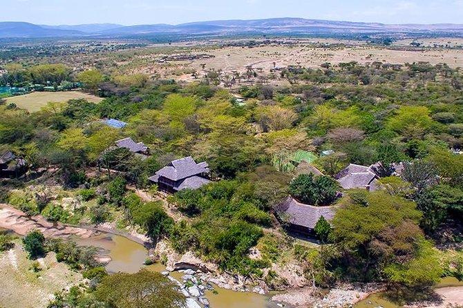Aberdares/ Lake Nakuru/ Masai Mara 5 Days Lodge Safari