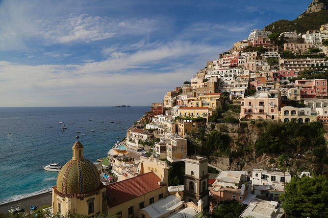 The highlights of the Amalfi Coast from Amalfi