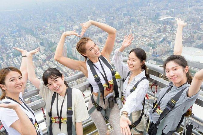 Taipei 101 Observatory - SKYLINE 460