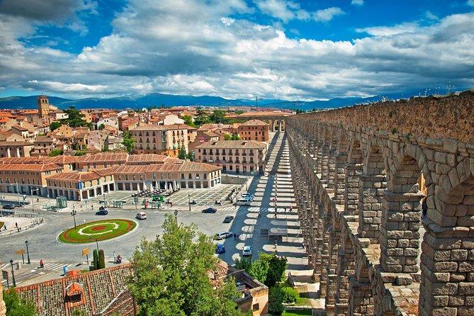 Excursão de dia inteiro a Segóvia e Toledo saindo de Madri