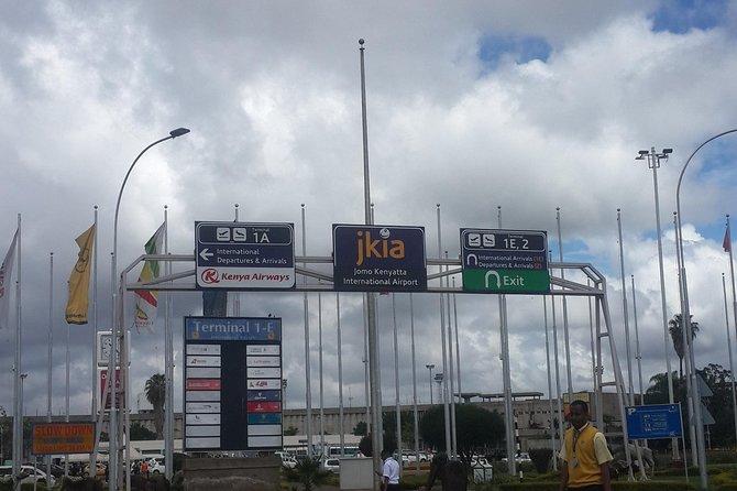 Departure VIP Fast Track Assist Service at Nairobi International Airport